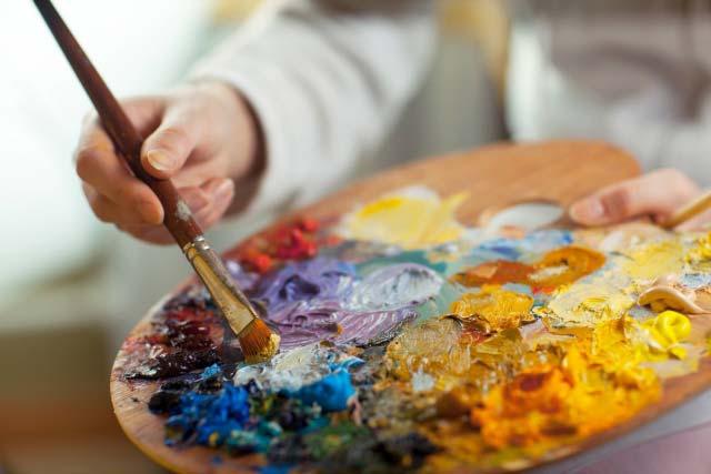 De geschiedenis van de schilderkunst - Kunst en Kunstenaar
