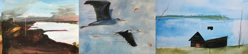 Kunstenaar Karen van Dooren
