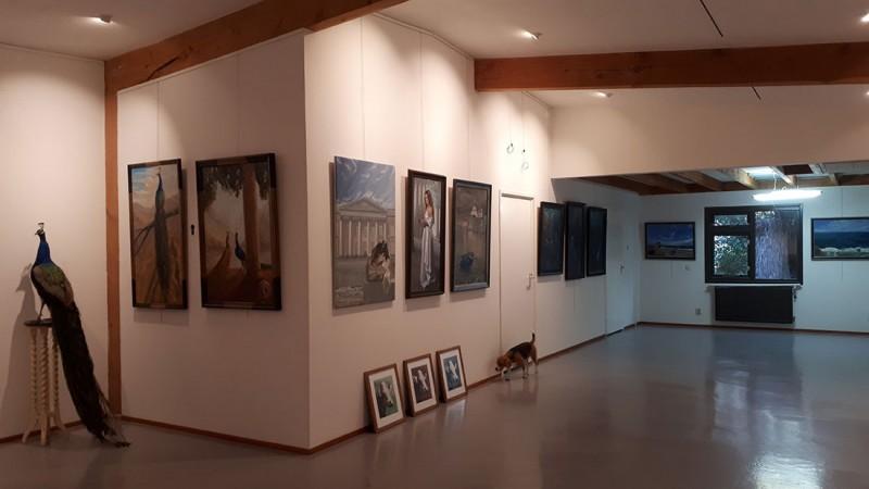 Galerie Autrevue overzicht